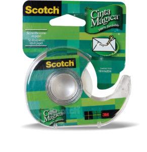Cinta Mágica Scotch con racionador