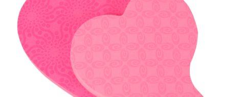 Post-It® Corazón para el Día de San Valentín